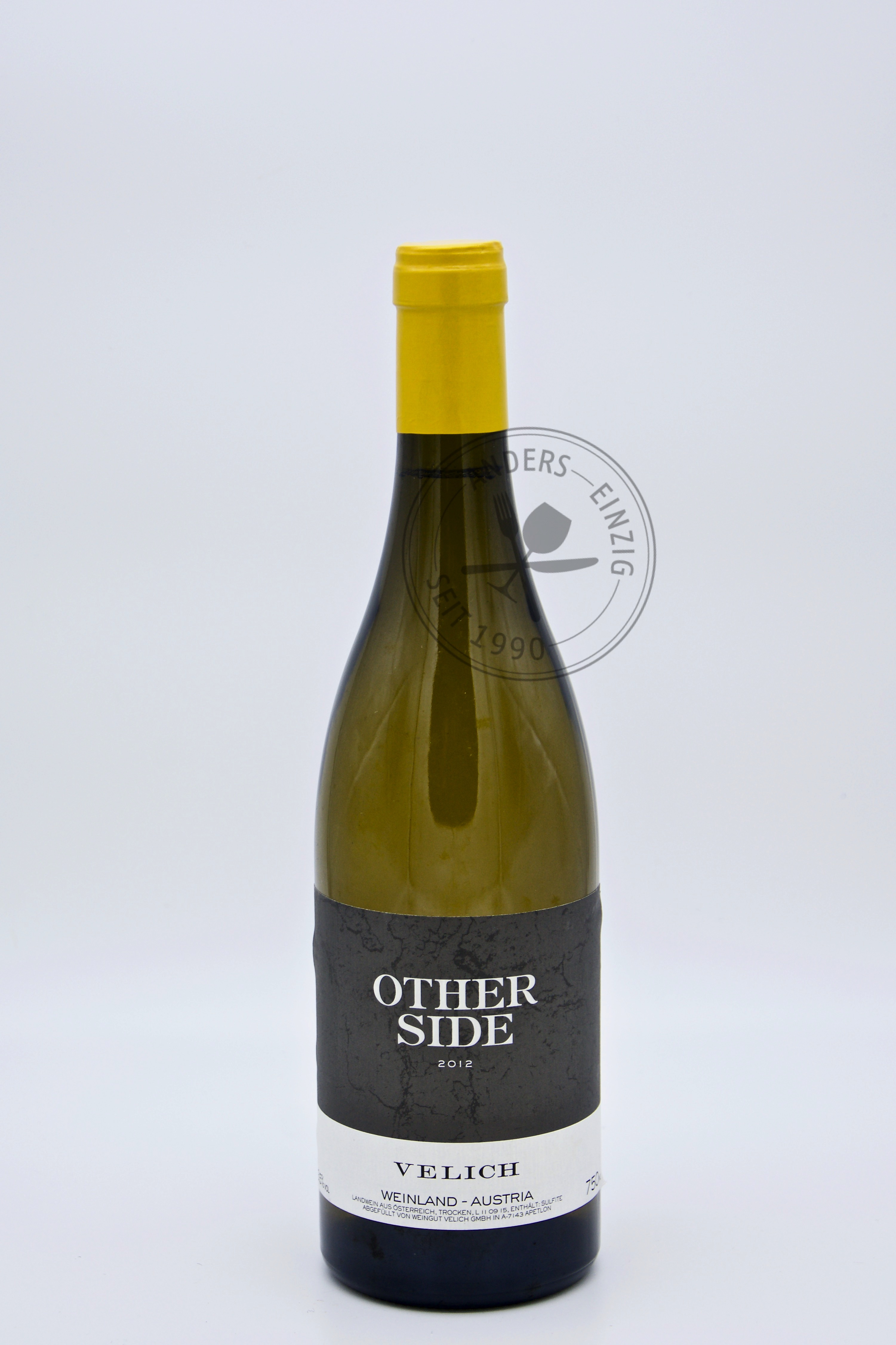 Other Side Chardonnay 2012